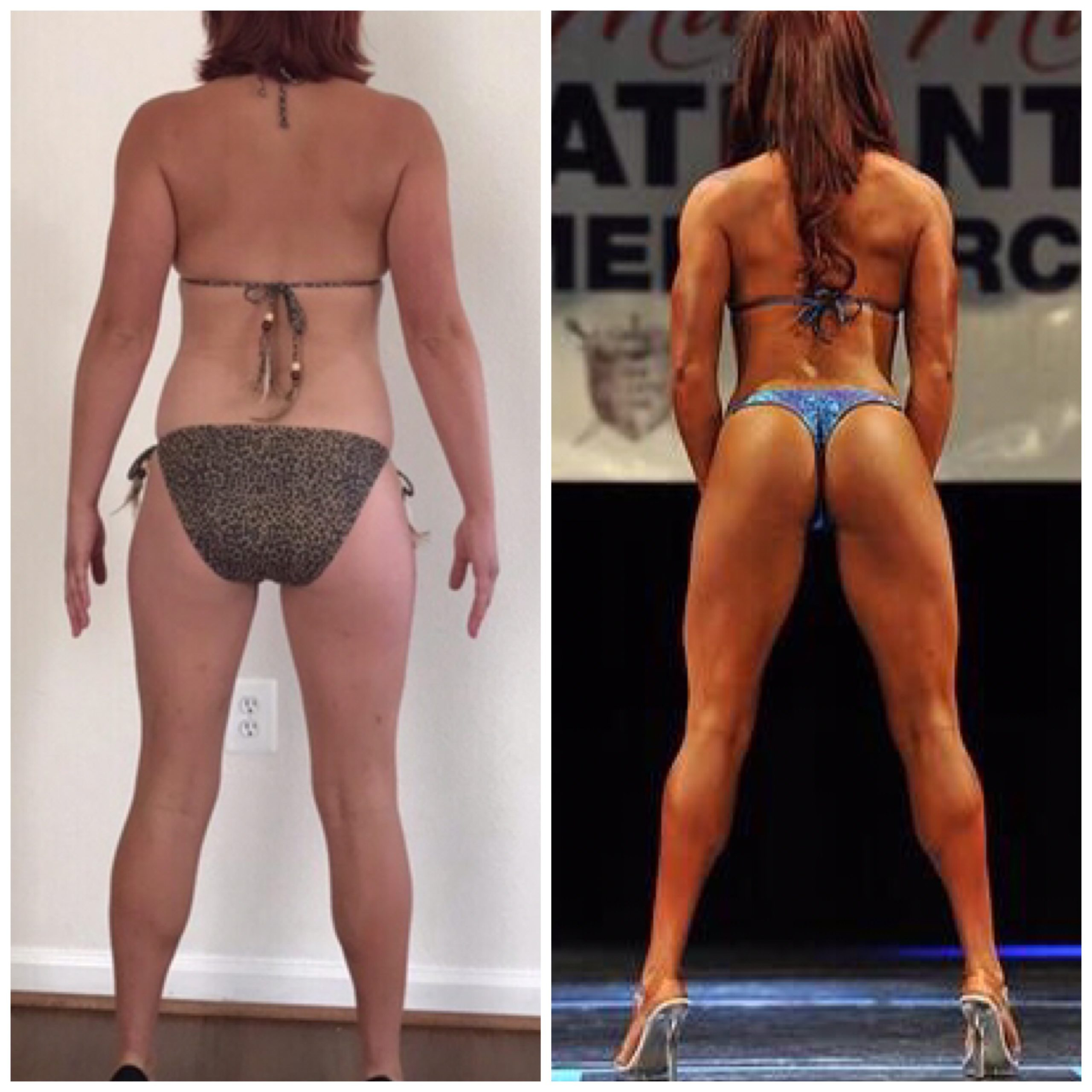 Total 12 week Transformation!